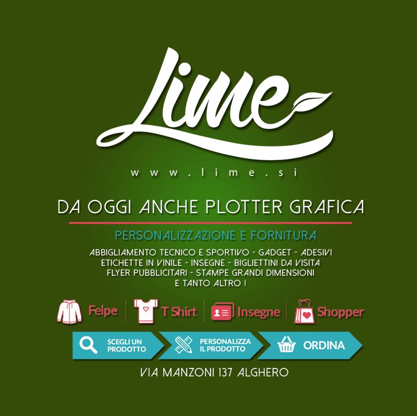 Lime PlotterGrafica!