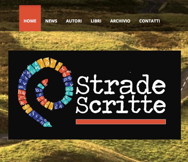 il sito Strade Scritte
